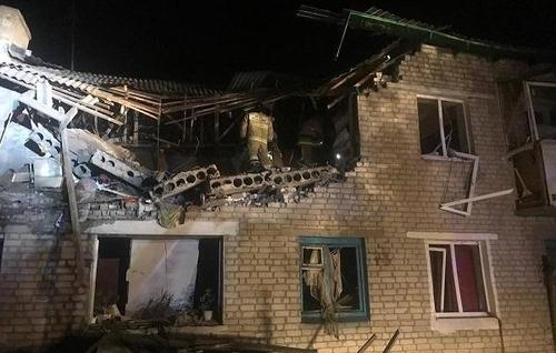 Взрыв разрушил дом в Ростовской области, есть жертвы