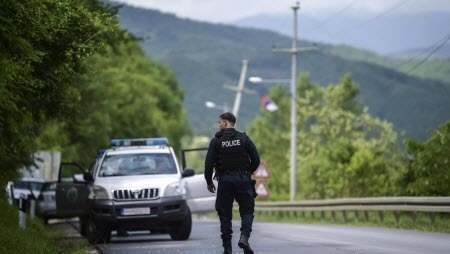 В Косово российского дипломата Краснощекова объявили персоной нон грата