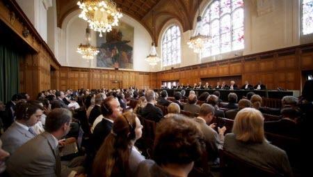 В Гааге начались слушания по делу о финансировании терроризма Россией