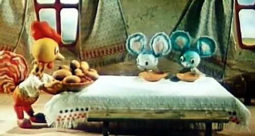 Українські мультфільми - Колосок (1982)