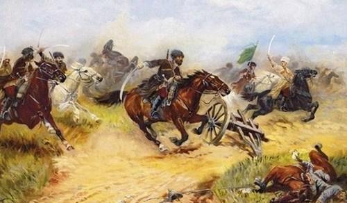 """Хроника пикирующей империи – 2"" - Авраам Шмулевич"