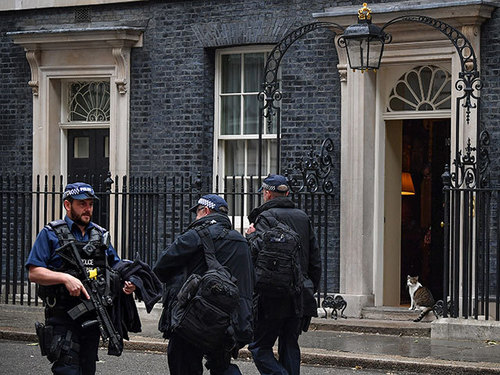 """В 2015 году в Лондоне был обнаружен арсенал """"Хизбаллы"""" с тоннами взрывчатки"""