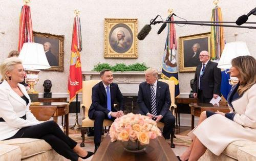 Дуда и Трамп подписали декларацию о расширении военного контингента США в Польше
