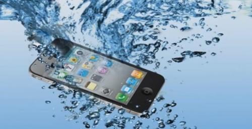 Если утонул смартфон
