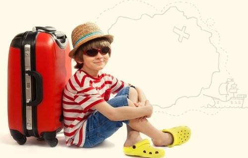 Собираем ребенка в летний лагерь