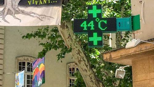 Жара в Европе: во Франции зафиксирован рекорд - +45,1°C