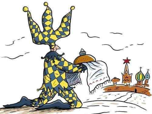 Люстрация Евромайдана, договор с Газпромом и репарации...