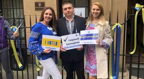 Українська діаспора на виборах Верховної Ради віддала перевагу прозахідним партіям