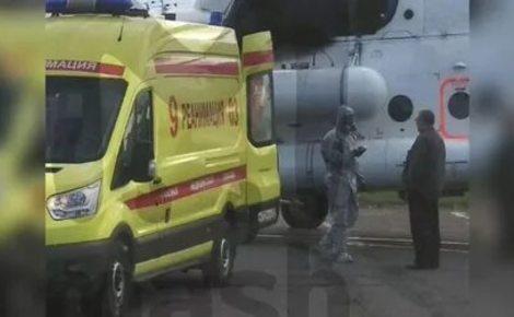 В Северодвинске взорвался ядерный двигатель: у постраждавших лучевая болезнь