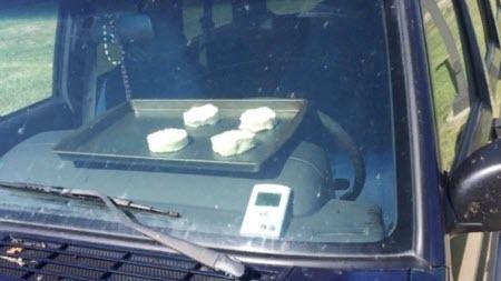 Никогда не оставляйте детей в запертых автомобилях!