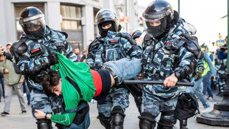 Куда может привести Россию насилие силовиков