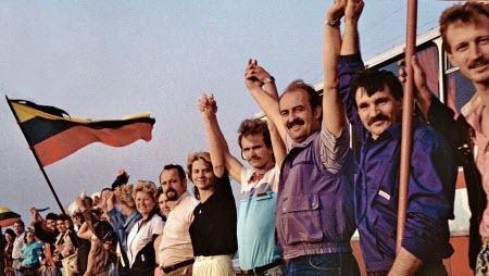 Страны Балтии начали праздновать тридцатилетие «Балтийского пути»