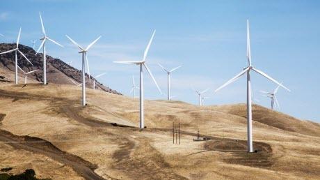 В США ветряная энергия стала дешевле газа