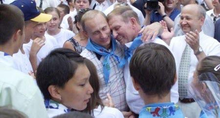 От любви до ненависти – один шаг. Украина и Путин