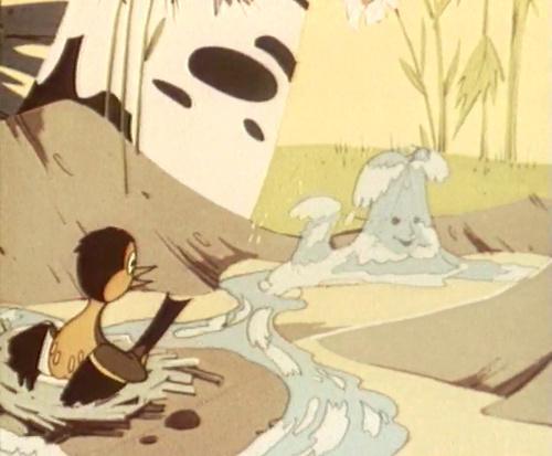 Мультфильм для детей - Беги ручеек