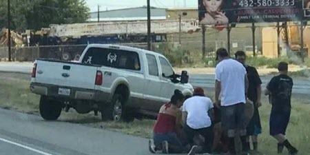 Стрельба в Западном Техасе: 21 раненый, 5 погибших