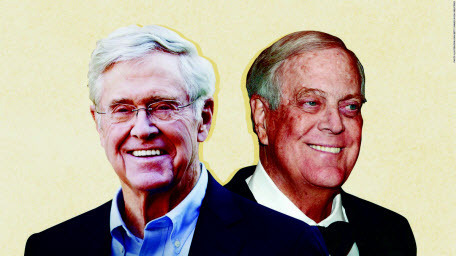 Как два миллиардера изменили американскую политику