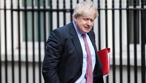 Джонсон проиграл первое голосование по Brexit в парламенте