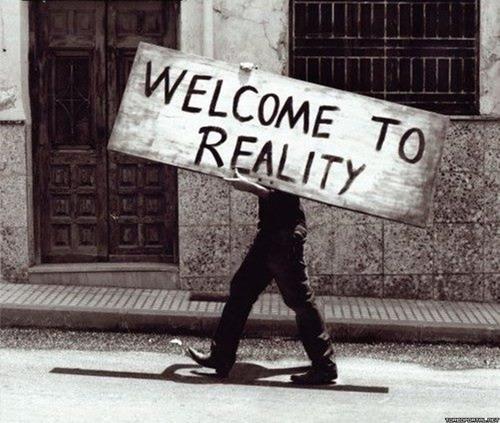 Добро пожаловать в новую реальность