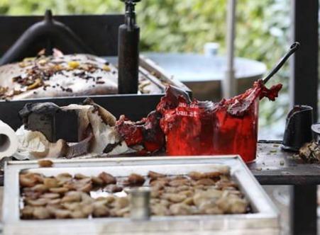 На фестивале в Германии взорвалась сковородка, погибла женщина