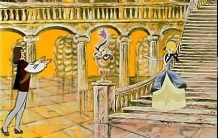 Мультфильм для детей - Золушка