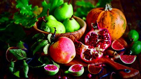 Осенние продукты для похудения