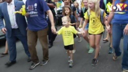 4-річному хлопчику із раком зробили найбільший сюрприз його життя на день народження