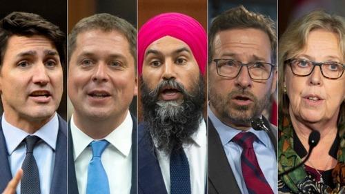 Россия может вмешаться в канадскую избирательную кампанию