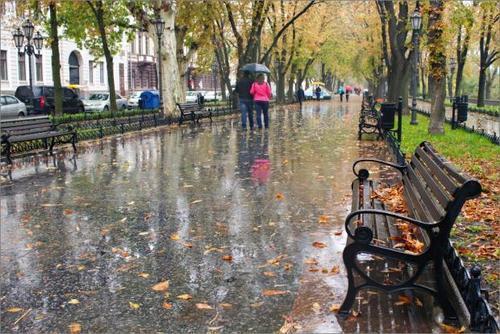 Прогноз погоди в Україні на 6 жовтня