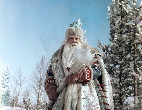 Настоящий Дед Мороз: Как Александр Хвыля стал главным зимним волшебником