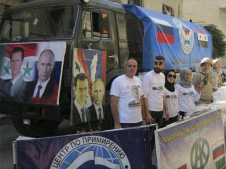 В Сирии Россия с радостью заполняет пустоту, оставляемую американцами