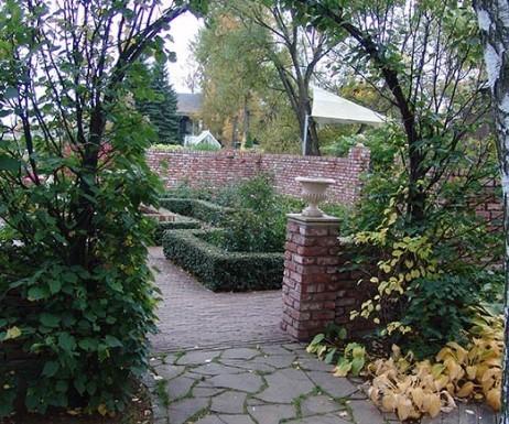 Итальянский сад своими руками