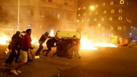 Не менее 180 человек пострадали в ходе столкновений в Каталонии