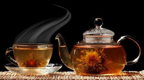 Как чай связан с работой мозга