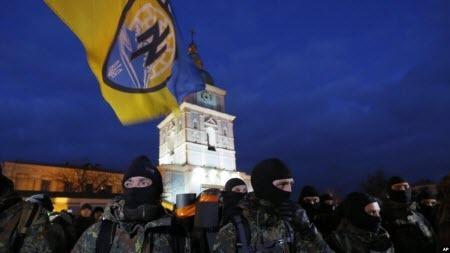 "Конгресмени вимагають в Держдепу внести ""Азов"" у список терористичних організацій"