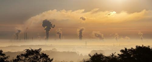 Половину Украины затянуло крупнейшим в Европе смогом