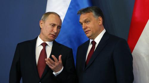 Путин и Орбан внесли вклад в ухудшение взглядов Трампа на Украину