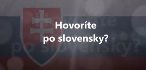 Словацька мова: Урок 5 - Країни і мови