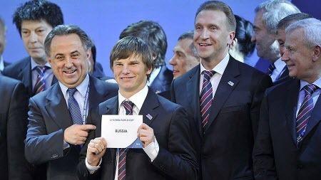 The Insider: Обнаружились свидетельства подкупа чиновников ФИФА для проведения ЧМ в РФ