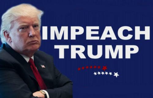 Белый дом уже готовится к возможному импичменту Трампа
