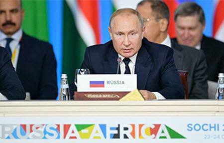 Путин проиграл свою великую африканскую игру еще до того, как начать