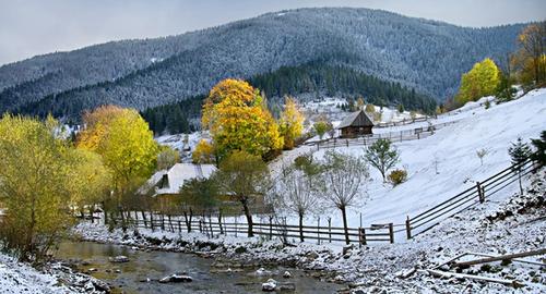 Прогноз погоди в Україні на 3 листопада