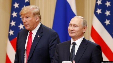 Внешняя политика Трампа: все дороги ведут к Путину