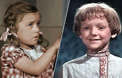 Дети-актёры: Как сложились судьбы детей, снявшихся в советских фильмах
