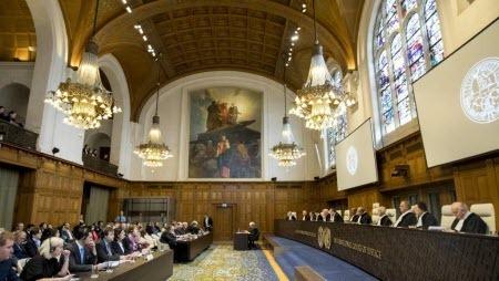 Суд в Гааге признал юрисдикцию по делу «Украина против РФ»