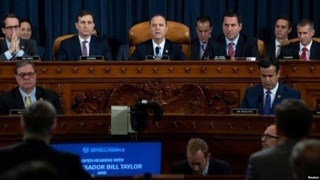Поддержка импичмента в Конгрессе зависит от общественного мнения