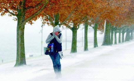 Холода побили 100-летние рекорды