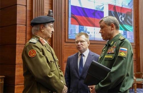 Россия «идет ва-банк» в войне за ливийскую нефть