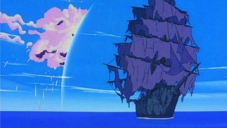 """Мультфильм для детей """"Корабль призрак"""""""