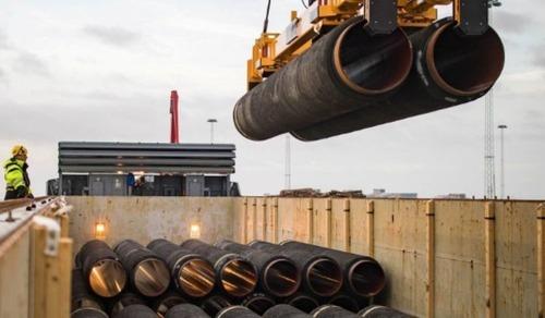 Детектив вокруг путинского газопровода с участием спецслужбы